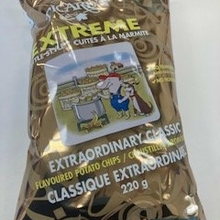 Original Salted Extreme Style Kettle Chips