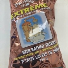 Beer Bathed Extreme Style Kettle Chips
