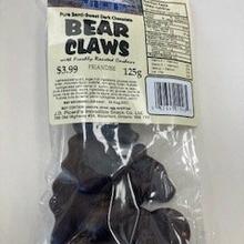 Dark Chocolate Bear Claws