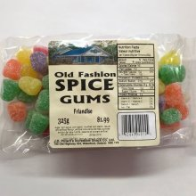 Old Fashion Spice Gums