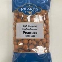 BBQ Crispy Potato Chip Covered Peanuts
