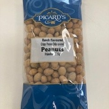 Ranch Crispy Potato Chip Covered Peanuts