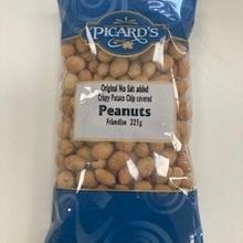 Unsalted Crispy Potato Chip Covered Peanuts